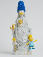 4_2014_Marge-Simpson-as-Guan-Yin-goddess-of-compassion-