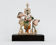 Ming-horse-and-rider-